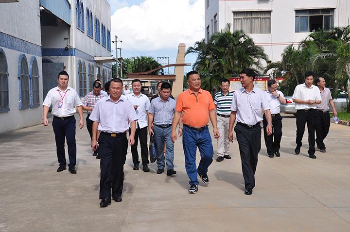 感谢政fu领导关怀。